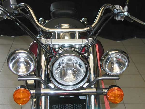 Spotlight Lamp Yamaha Xv1600 Passign Light Kit,yamaha Roadstar Passing