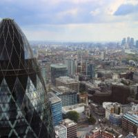 Chat about event triggers, over breakfast in the Gherkin