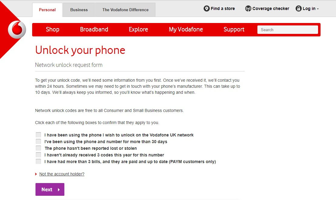 How to Cancel your Vodafone Contract 2018 - 0843 557 4961