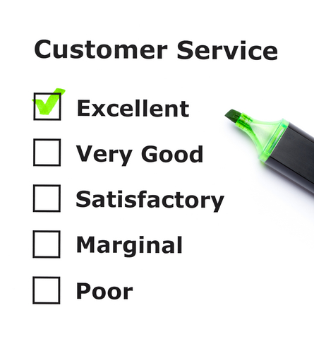 What is Excellent Customer Service Customers That Stick®