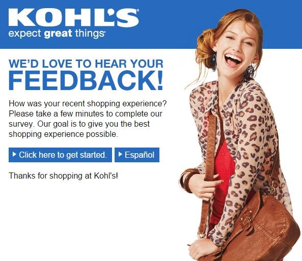 customer service survey kohls Archives - Customer Survey