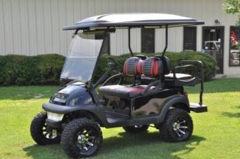 custom built golf cart