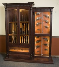 Unique Gun Cabinets. Free Amazing Mid Century Cabinet ...