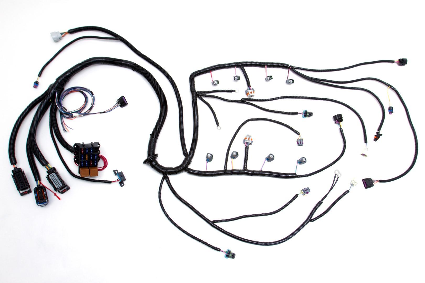 c3 corvette custom wiring harness