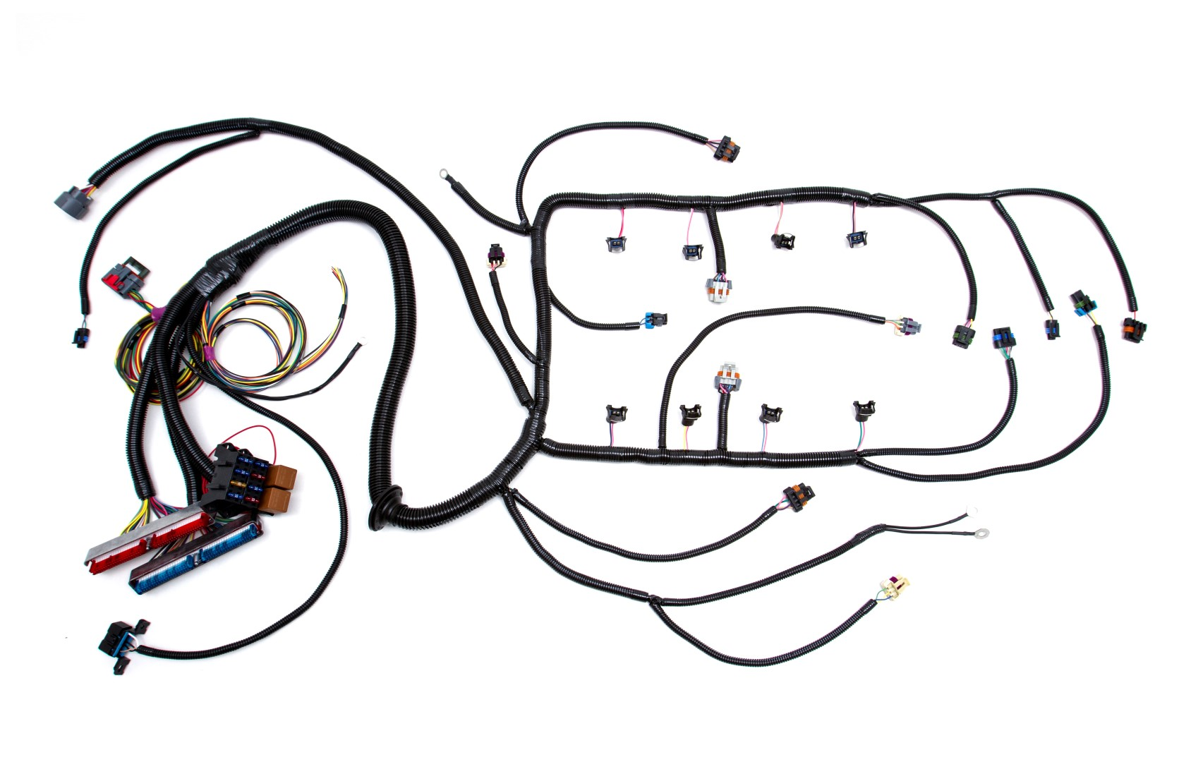 c5 corvette wiring harness