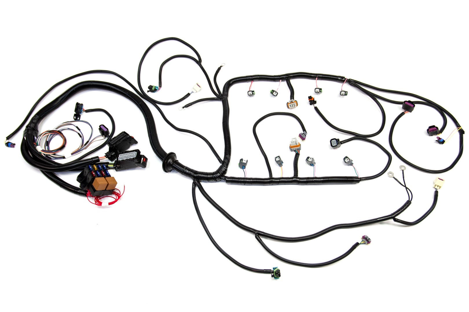 custom wiring harness ls 3 engine