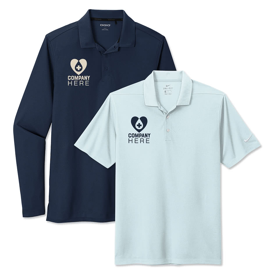 Big W School Shirts Custom Polos Design Your Own At Customink