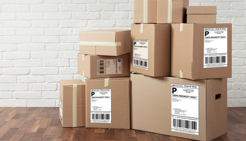 Small Business Tips on How to Label and Ship Your Package