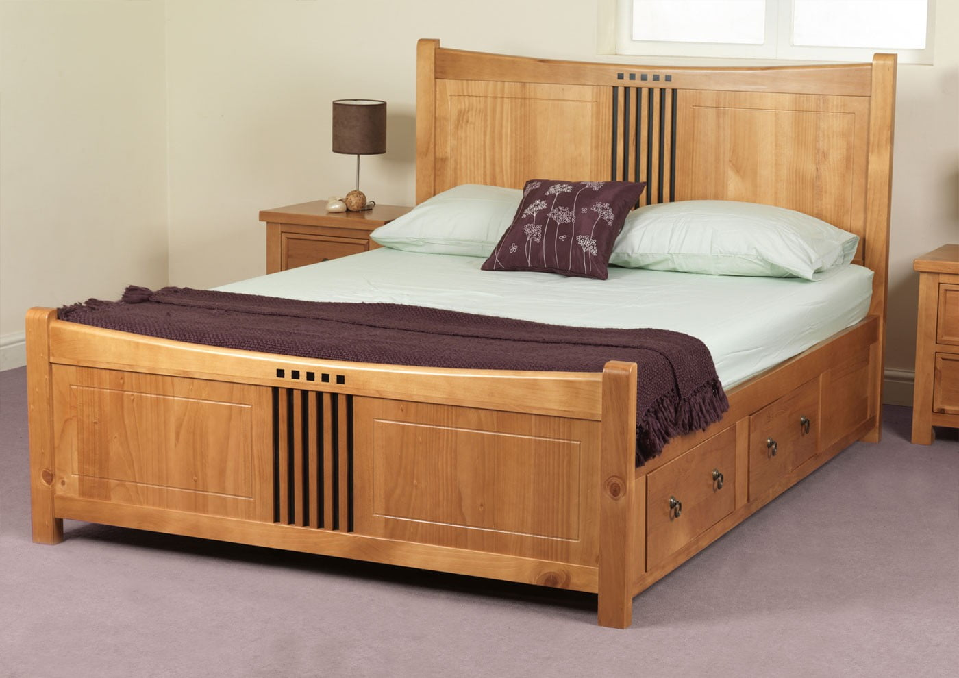 Wooden box bed designs pictures - Download