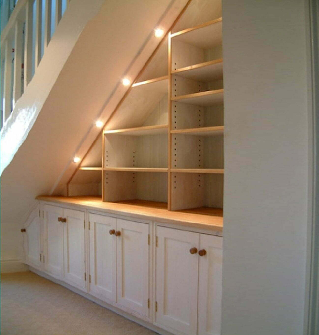 Stairs Shelving Under Stairs Storage Units Bespoke Under Stairs Shelving