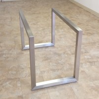 Poseidon Table Bases  Custom Metal Home
