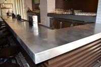 Stainless Steel Countertops  Custom Metal Home