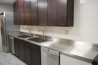 1000+ images about Stainless Steel Countertops on ...