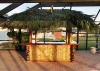 Tiki Canopy & Tiki Canopy  Folds Up For Easy Transport