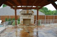 Flagstone  Custom Patio Designs  Forney, TX