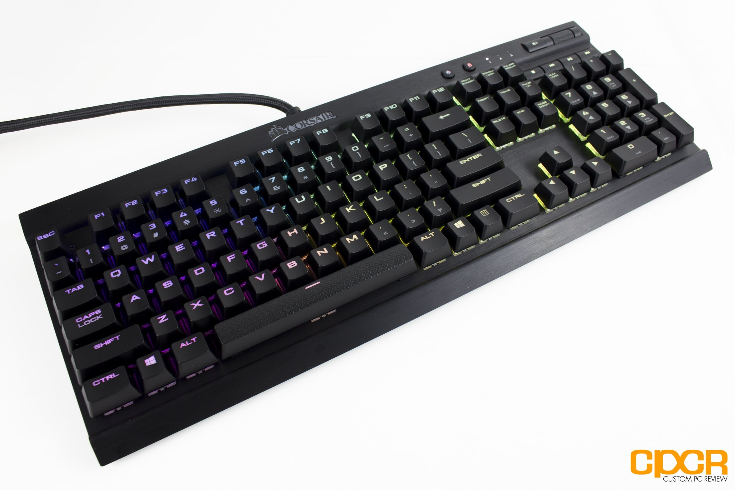 Corsair Rgb Corsair Gaming K70 Rgb Rapidfire Review Gaming
