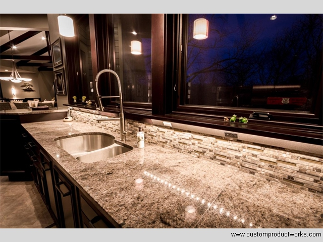 How To Get Power To Kitchen Island Custom Product Works, Inc. - Quality Home Products Made In