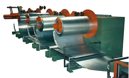 Coil / Sheet Handlers