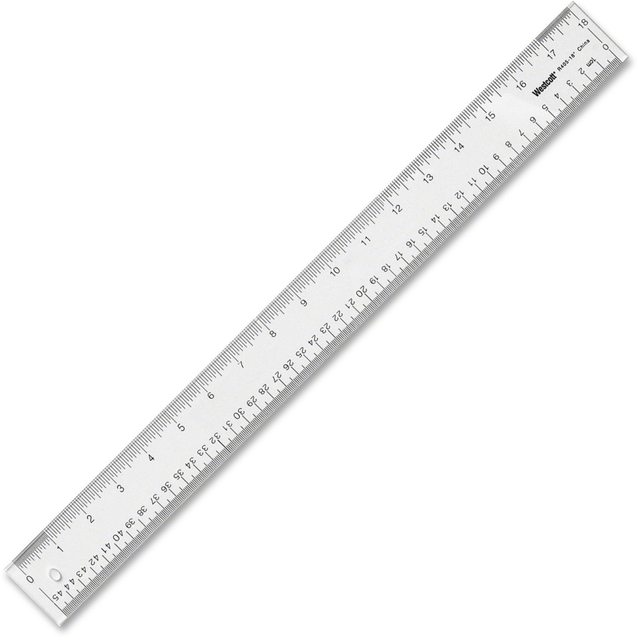 30cm Flexible Clear Plastic 30 Cm Ruler Cm Mm Dm Custom