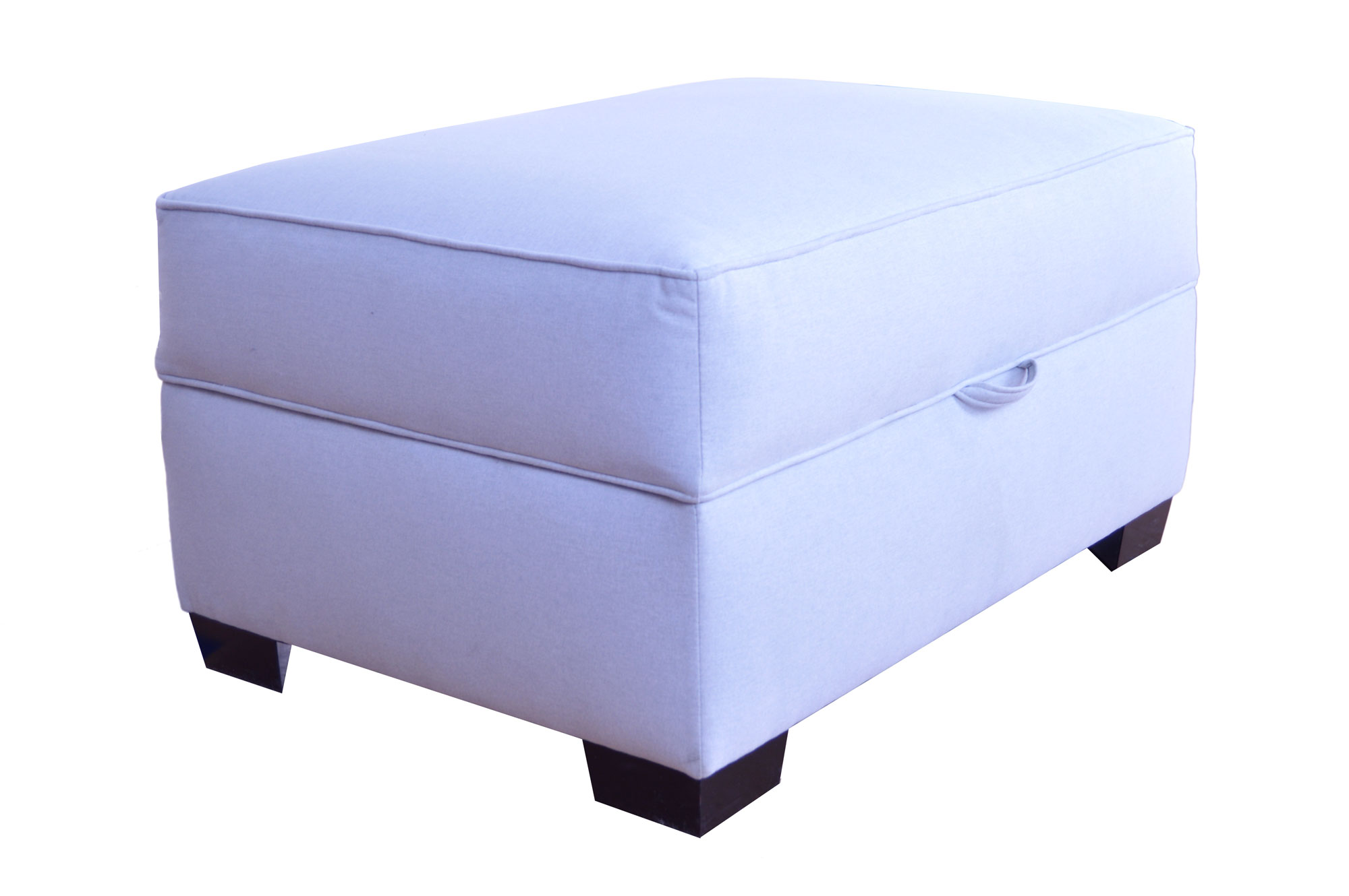Sofas 4 Less Antioch Storage Ottoman - Custom Sofas 4 Less