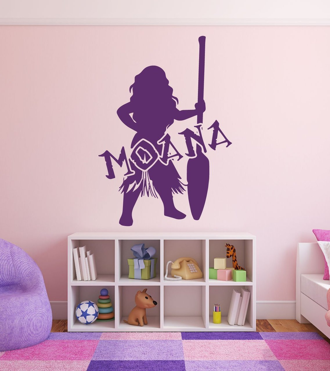 Disney Home Decor Disney Princesses Wall Decals Moana Disney Home Decor