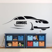 Car Wall Decals - talentneeds.com