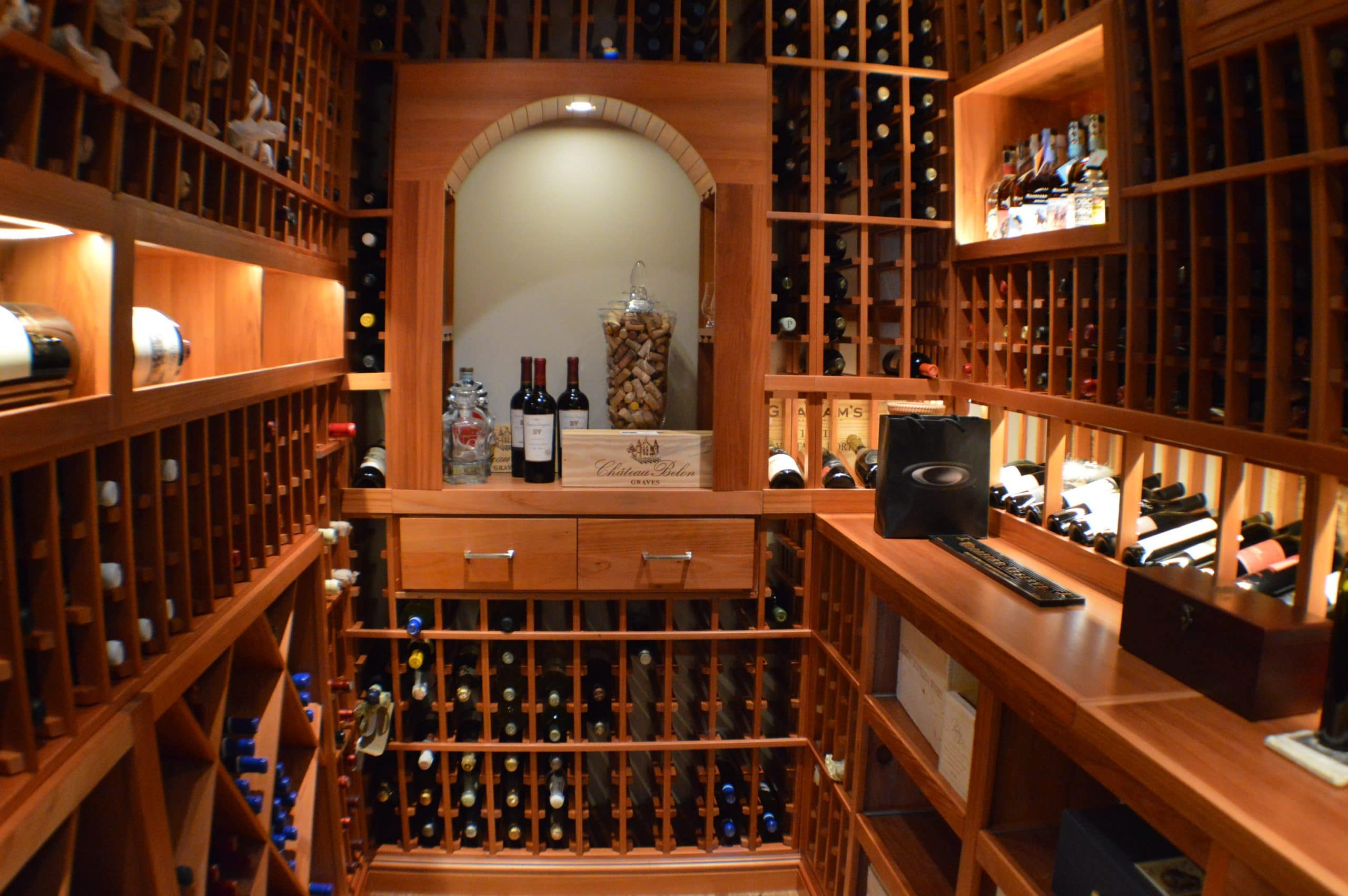 Small Wine Cellar Designs California Small Wine Storage Options Cabinets Closets