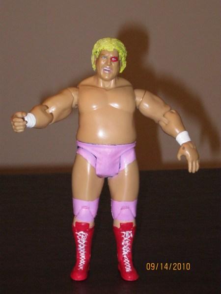 Adrian Adonis Vs Hulk Hogan