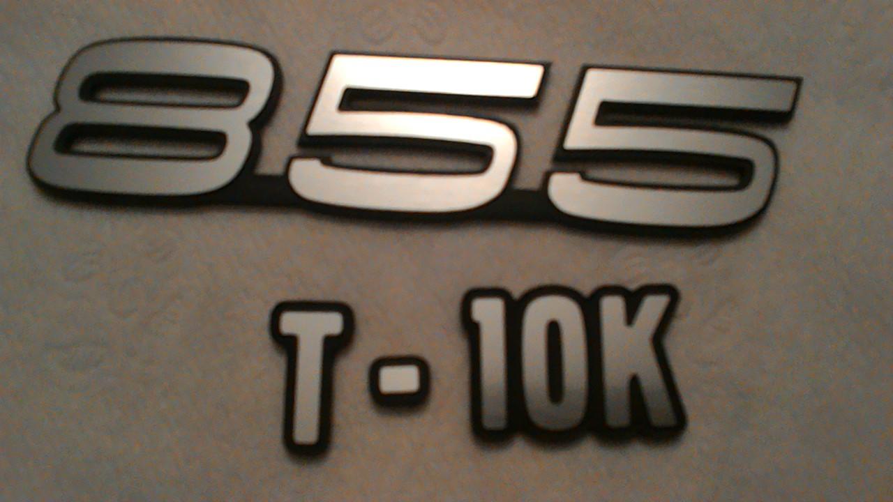 Project: Custom Volvo Badges