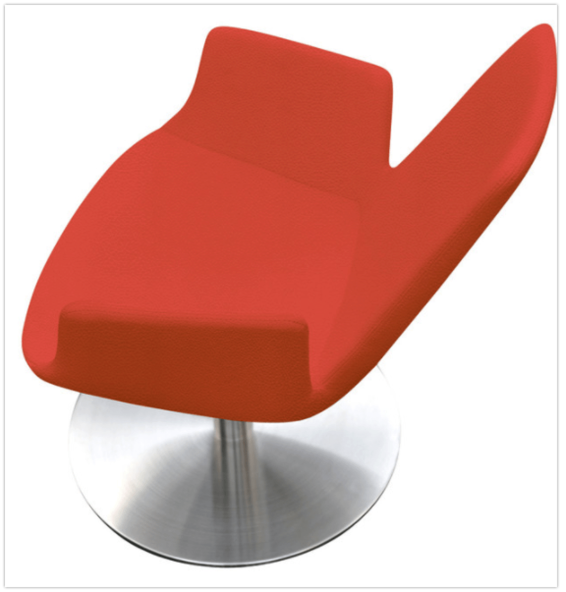 Cute Swivel Chair Top 7 Orange Lounge Swivel Chairs In 2017