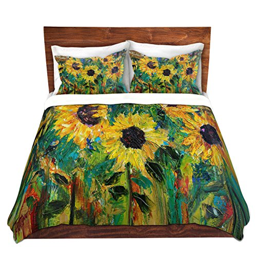Can You Put A Comforter In A Duvet Cover I Found The Most Beautiful Sunflower Bedding Sets!