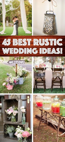 Small Of Rustic Wedding Decor