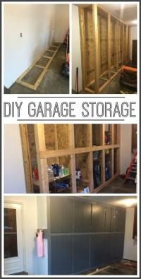 35+ DIY Garage Storage Ideas To Help You Reinvent Your ...
