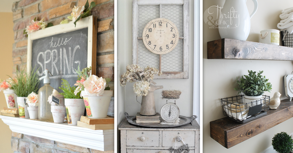 19 awe inspiring farmhouse decor ideas to transform your