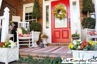 25 Spring Porch Decoration Ideas That are Much More Than ...