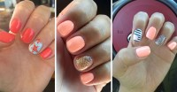Gel Nail Designs 2017 Summer