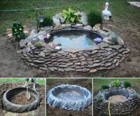 20 Innovative DIY Pond Ideas Letting You Build a Water ...