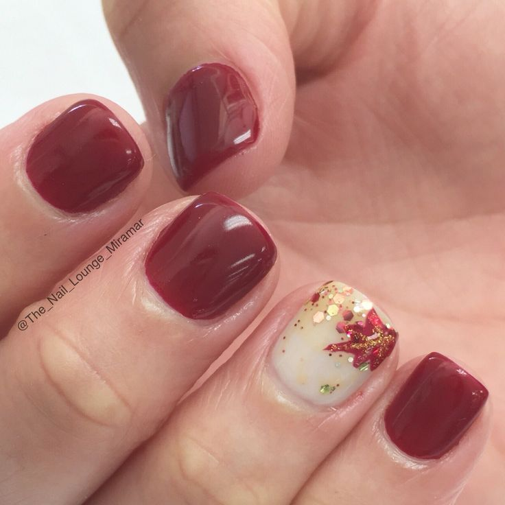 25 Ultra-Pretty Fall Nail Designs To Let Your Fingertips Celebrate