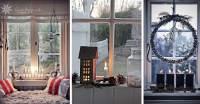 Lovely Christmas Window Decor Ideas  Cute DIY Projects