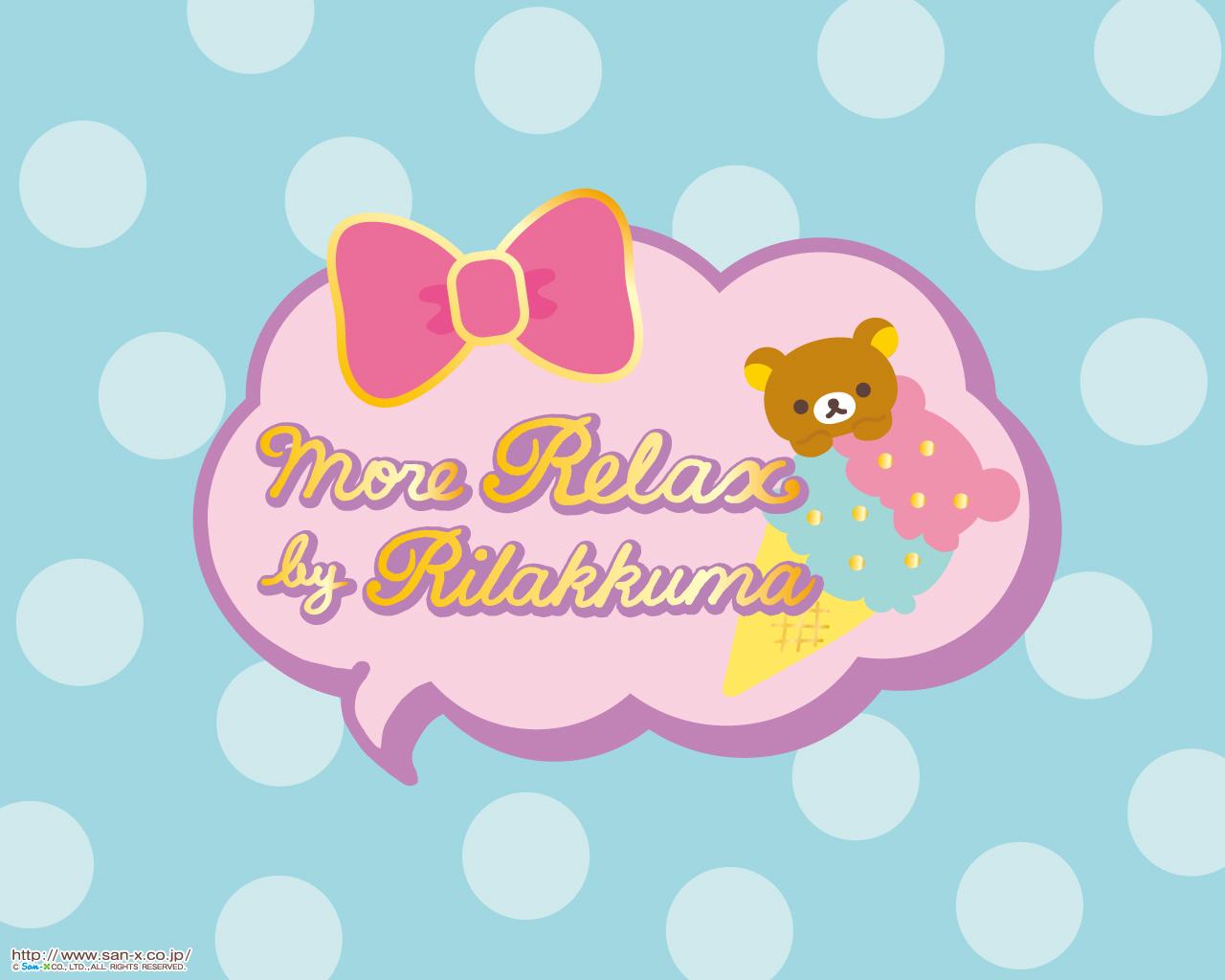 Cute Little Kitten Desktop Wallpapers Rilakkuma Wallpapers Cute Kawaii Resources