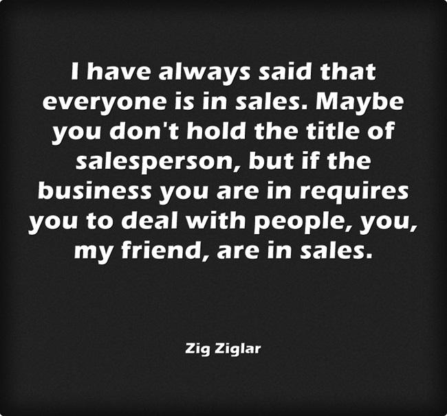 Zig Ziglar Quotes on Love, Sales and Attitude