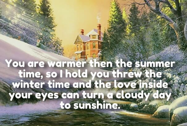 Fall In Love Couples Wallpapers 20 December Love Quotes Amp Poems For Romantic Winter