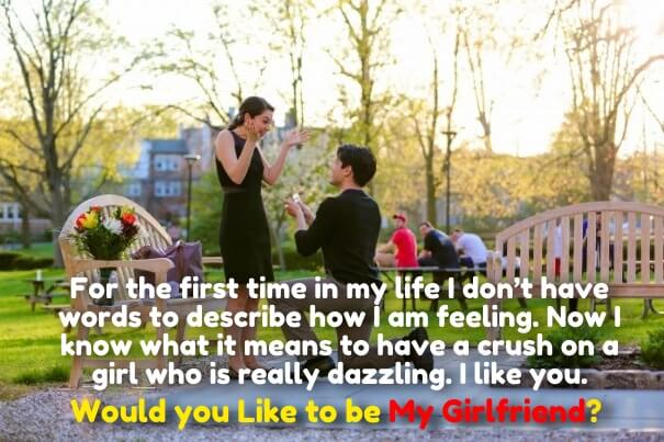 Poems  Quotes to Ask a Girl to be Your Girlfriend