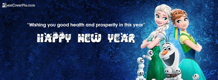 Olaf Frozen Wallpaper Quotes 30 Happy New Year 2019 Facebook Covers Fb Cover Pics