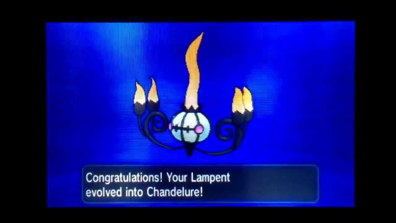 Chandalier Pokemon Posted By Zoey Thompson