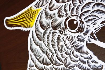Cutteristic - Bird King Parrot 07