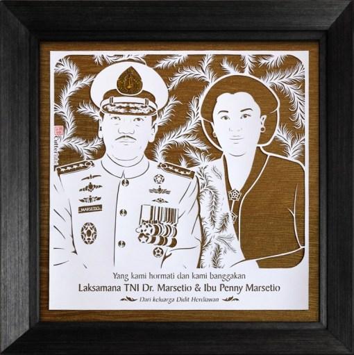 Cutteristic - TNI AL Jendral Marsetio Penny Marestio 12