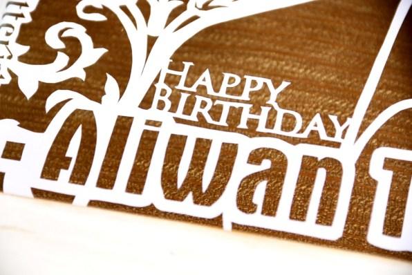 Cutteristic - Birthday Gift Aliwan Tanbrin 6