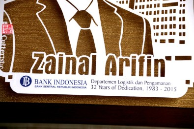 Cutteristic - Zainal Arifin Bank Indonesia 3