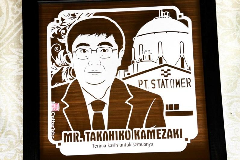 Cutteristic - Farewell Statomer Takahiko Kamezaki 2